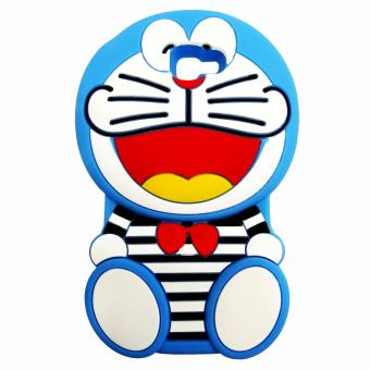 Intristore New Doraemon Fashion Soft Sillicon Phone Case Oppo A83