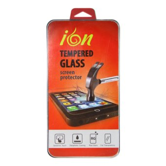 Ion - Samsung Galaxy Note 10.1 N8000 Tempered Glass ScreenProtector