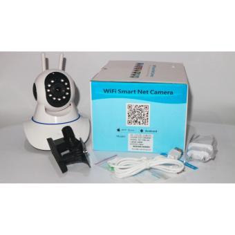 IP Cam CCTV Wifi Wireless Portable Smart Babycam [BEST SELLER]
