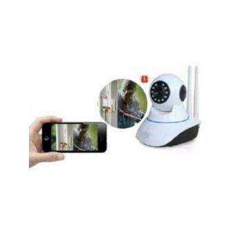 Detail Gambar IP Camera HD 720P Kamera IP Wireless P2P CCTV Terbaru