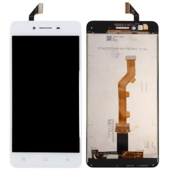 IPartsBuy OPPO A37 LCD Screen + Touch Screen Digitizer Assembly(White) - intl