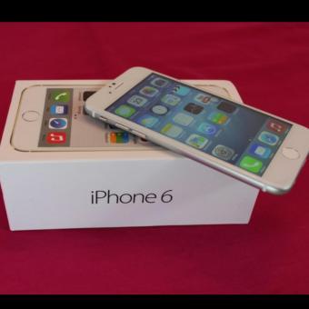 IPHONE 6 32GB GARANSI RESMI 1 TAHUN ASLI  IBOX TAM