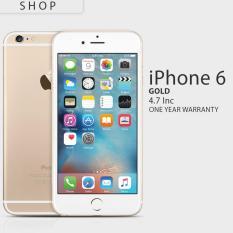 IPHONE 6s GOLD & GREY 16GB GARANSI PLATINUM/BCELL