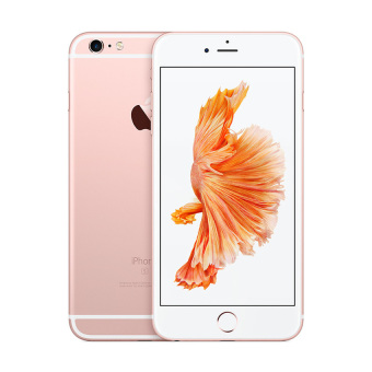 iPhone 6S Plus - 12MP 2GB RAM - 64GB - Rose Gold- Garansi Internasional