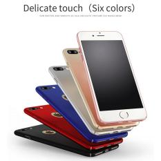 Iphone 8 Case - 360 Full Protection 3 in 1 Casing HardCase