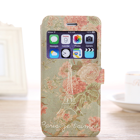 Flash Sale Iphone6plus clamshell Apel pelindung shell telepon sarung