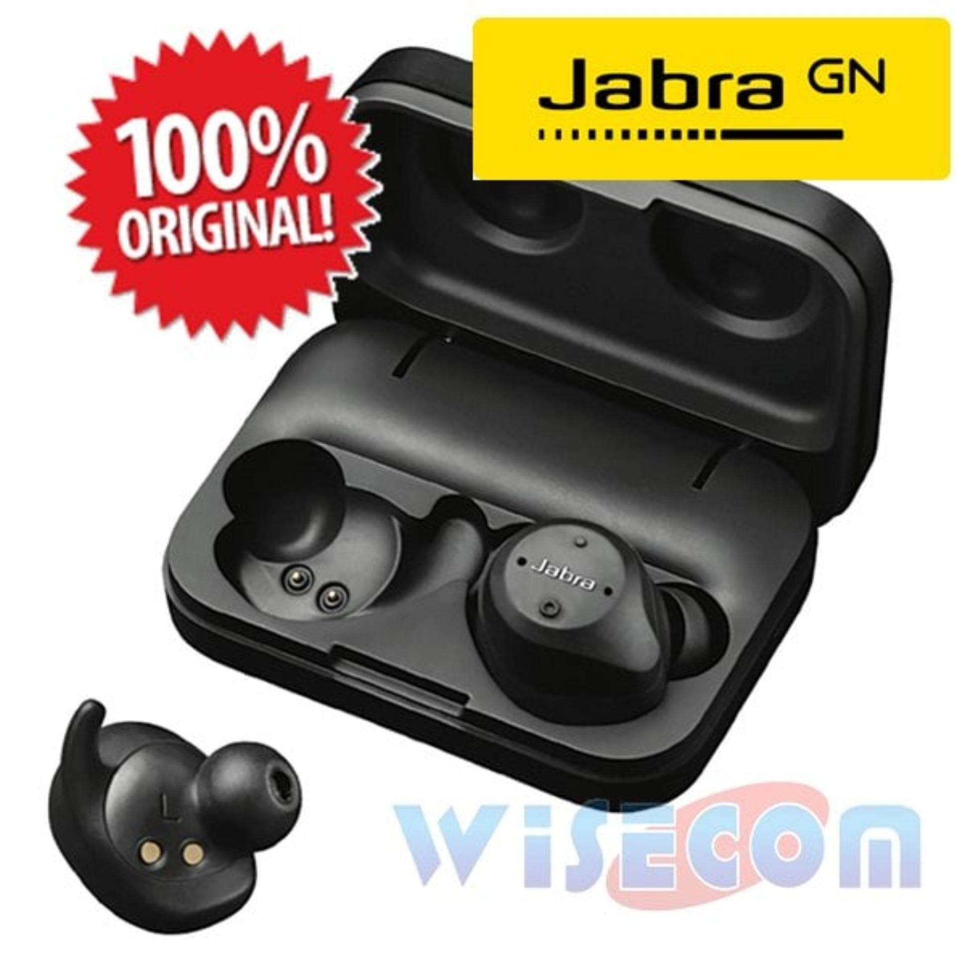 Jabra Elite Sport True Wireless Waterproof Fitness EarbudsORIGINAL!