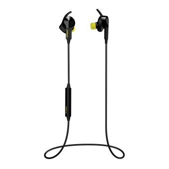Jabra Sport Pulse Wireless Bluetooth Headset - Hitam