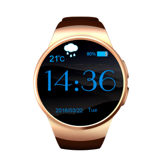 Berapa Harga New Oled Bluetooth Smart Watch Df30 Gsm Smartwatch For
