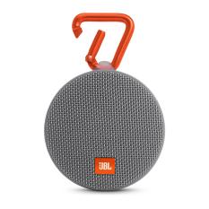JBL Clip 2 Bluetooth Speaker - Abu-abu
