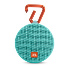 JBL Clip 2 Bluetooth Speaker - Hijau