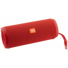 JBL Flip 4 Portable Speaker - Red