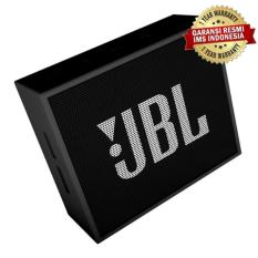 JBL GO Portable Bluetooth Speaker – Hitam