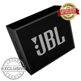 JBL GO Portable Bluetooth Speaker - Hitam