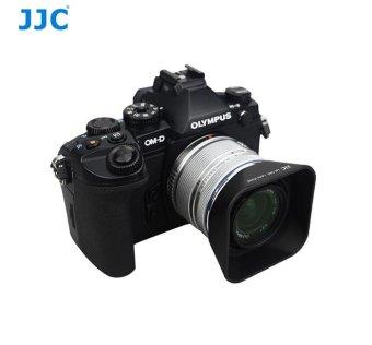 ... JJC LH-J40 Lens Hood (Tudung lensa) Replacement OLYMPUS LH-40 For ...