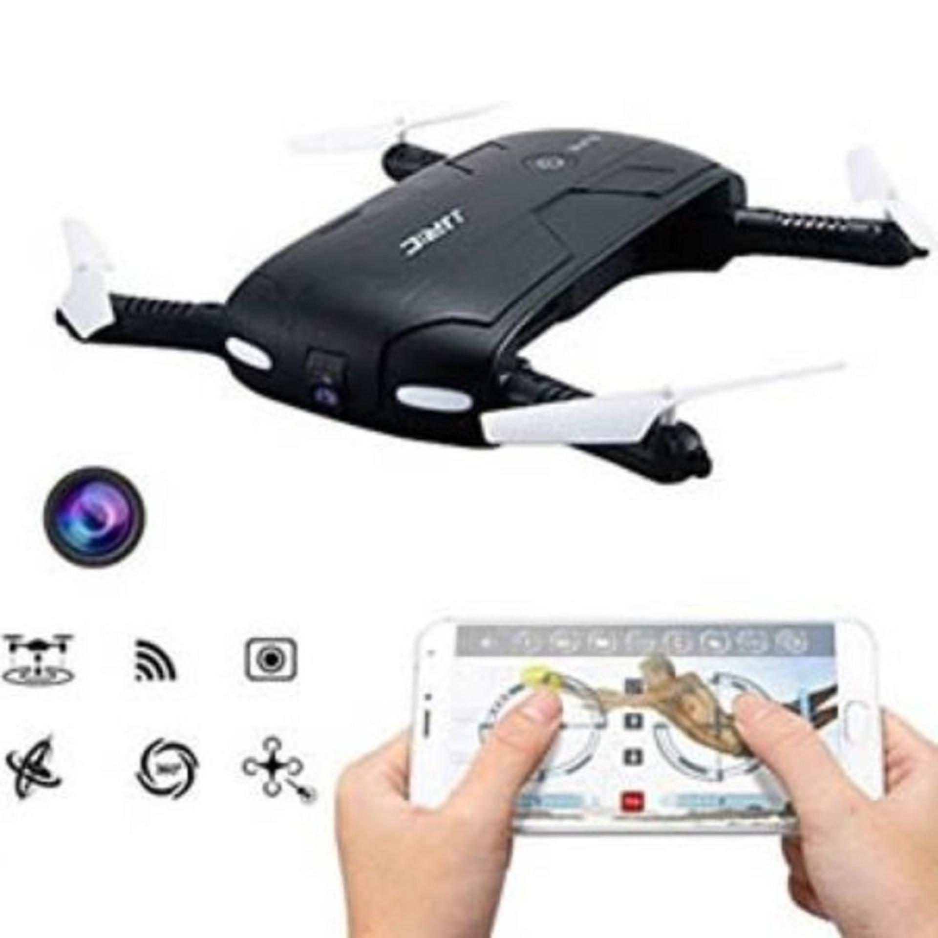 Quadcopter Huajun U Fly W606 3 58g Fpv 2 Mega Camera 24g 4 Channel 6 Syma X8w Rc Drone With Wifi Axis Support Action Cam Gopro Yi Hitam Jjrc H 37 Elfie Hd Pocket Termurah