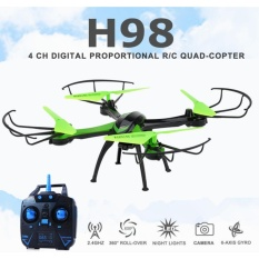 Jjrc H98 With Camera