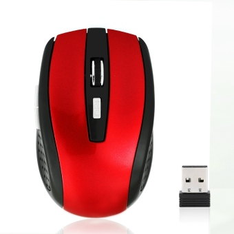 BELI SEKARANG JoIn 24 gHz Wireless USB mouse optik nirkabel untuk laptop PCKomputer + USB receiver 5warnd Klik di sini !!!