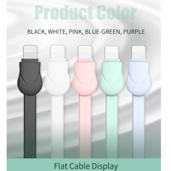 Joyroom USB Cable For iPhone 7 ios Charger Data Cable For iPhone 76 6S Plus 5 5S iPad Mobile Phone Cables