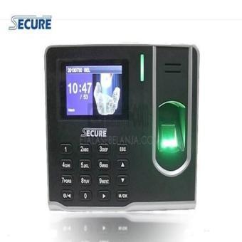 Jual Fingerprint Absensi Mesin Absen Sidik Jari Finger Print Secure