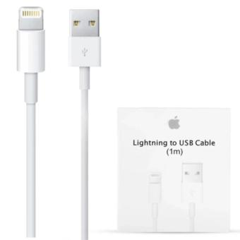 Kabel Data Dan USB Apple Original 100% Authentic Kabel LightningFor Iphone 5/6/6+ Support IOS 8 itunes