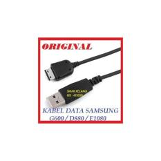 KABEL DATA SAMSUNG G600 /D880/E1080 USB ORI 100% 600020