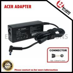 (Kabel Daya Bebas) Penggantian Laptop/Notebook Adaptor AC AcerIconia Tab A200 12 V 1.5A (30 W) 3.0*1.1mm-Intl