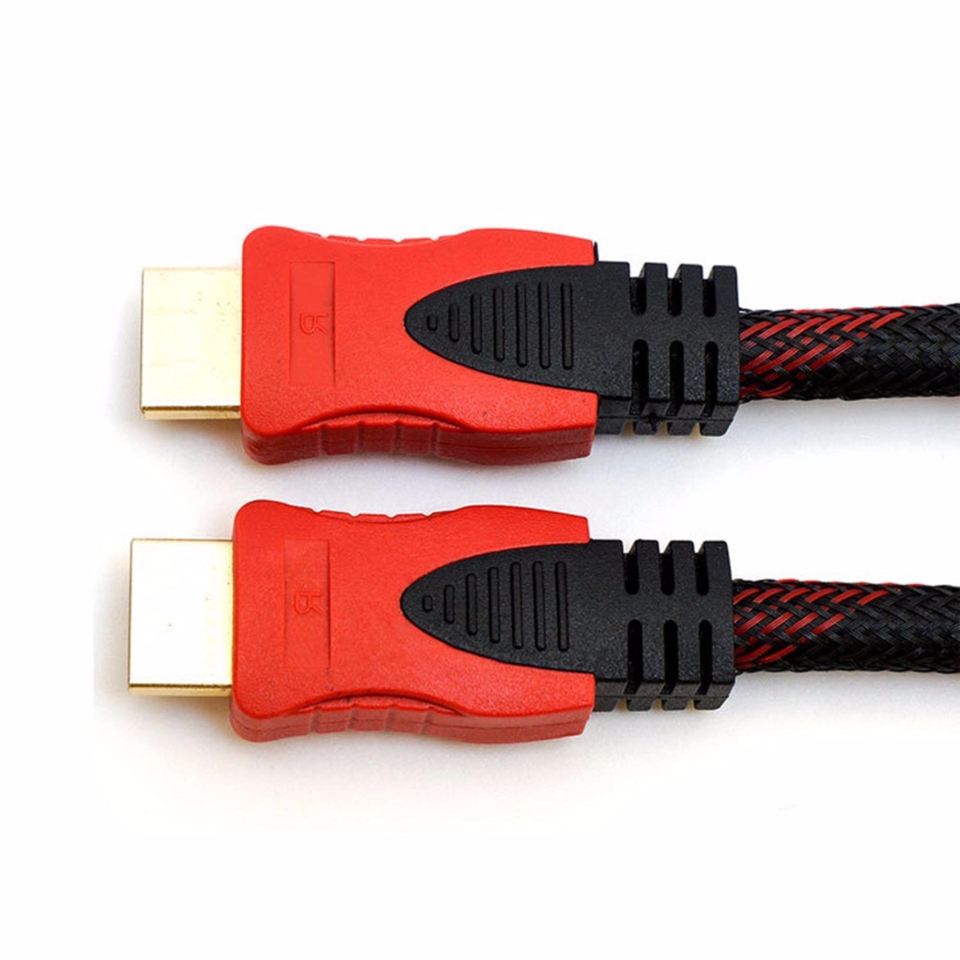 Newtech Kabel Hdmi To 15m Hitam Daftar Harga Terkini 10m Serat Jaring 10 M 1080p V14