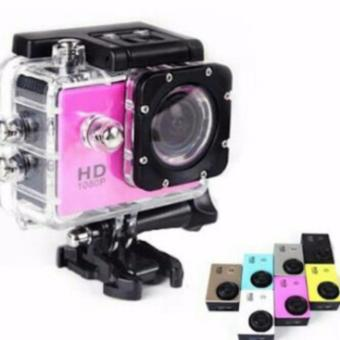KAMERA ACTION / Sport Cam / Action Camera (Non Wi-Fi) 1080P 12 MPFull HD