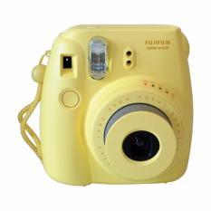 Kamera Instax Mini 8 sekali jepret lsg keluar photonya - KUNING