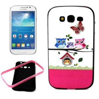 Kasus karet sintetis untuk Samsung Galaxy Grand Neo i9060/I9082 (aneka warna)