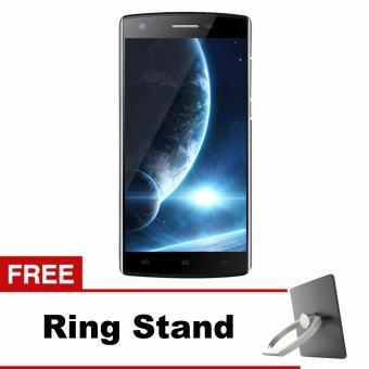 Kenxinda Ken Mobile J7 - 8GB - Hitam + Free Ring Stand