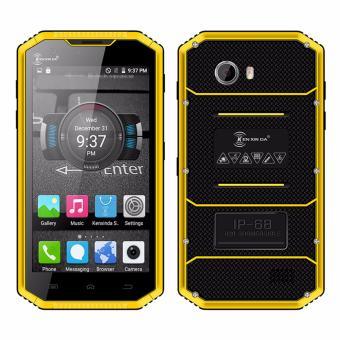Kenxinda Ken Mobile W7 Pro - 16GB - IP68 - Kuning