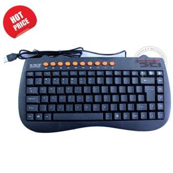 Keyboard USB Multimedia 02