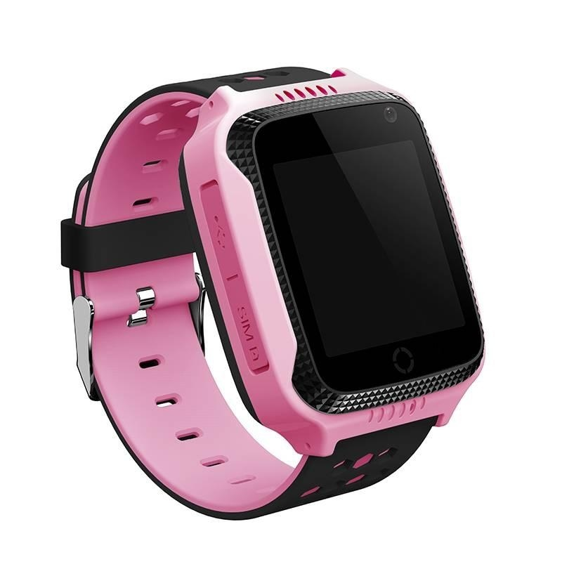 Kid Children Smart Watch Safety Tracker Monitor GPS Tracking Device for Android - intl