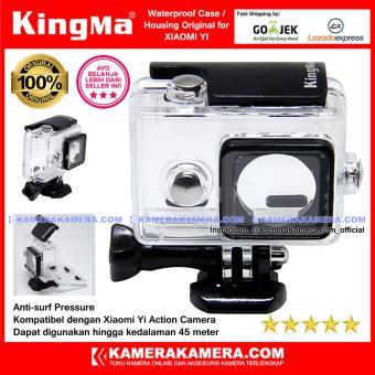 KingMa Original Waterproof Case for Xiaomi Yi International Xiaomi Yi Travel