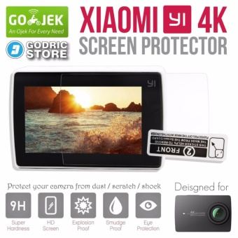 Harga Kingma Screen Protector / Anti Gores LCD for Xiaomi Yi 4K