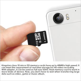 Kingston Kelas 10 8 GB 16 GB 32 GB 64 GB Kartu Memori Flash Disebut TF
