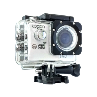 Harga Kogan Action Camera 1080p - 12MP NV - WIFI - Putih