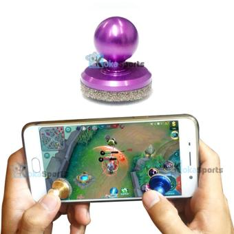 KokaSport Metal Joystick Metallic Mobile Game Controller Fling Mini 2,1 CM