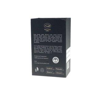 Jual Kopi Luwak Global Arabica Ground Black Gift Box 100 gr online murah berkualitas. Review Diskon.