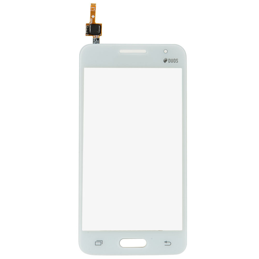 Layar sentuh Digitizer untuk Samsung Galaxy Core 2 Duos G355(putih)