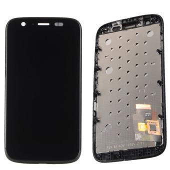 LCD Display Touch Screen Assembly + Frame For Motorola Moto G XT1032 XT1033- - intl