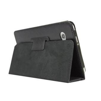 Leather Case for 7-Inch Samsung Galaxy Tab 2 P3100/P3110 (Black) - 4