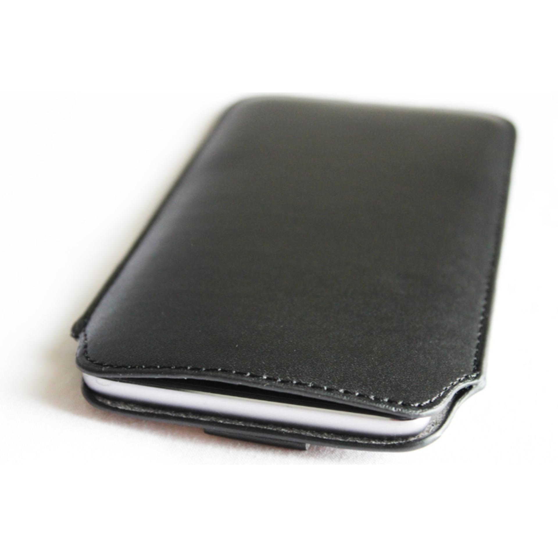 ... Leather Pouch Sarung HP Kulit Iphone 6/7 plus/ XIAOMI/SAMSUNG/LG ...