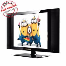 LED TV 19 inch Polysonic PS1892i - Free Ongkir JABODETABEK