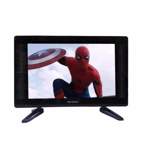 LED TV 22 inch Polysonic PS2295 Wide - Hitam