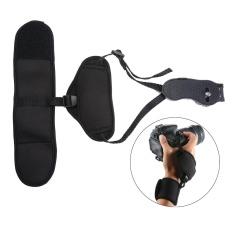 leegoal DSLR Camera Grip Hand Strap, Professional Padded Dual Grip/Wrist Strap Comfort Padding