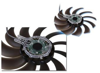 leegoal Laptop Cooling Cooler Pad - 2x Silent Fans - intl - 5
