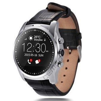 Lemfo A8 multi-language smart watch smartelectronicshealthbluetooth smartwatch for apple huawei xiaomiandroid - intl